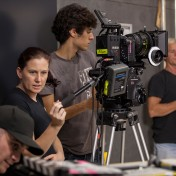 RED Epic & the team at work