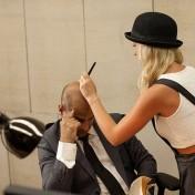 Shameer Birges (Security Guard) & Eden Zenari (Makeup Assistant)