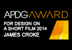 Award for Design on a Short Film